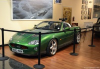 1998 Jaguar XK8 image.