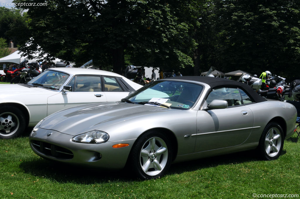 Auction Results and Sales Data for 1999 Jaguar XK8