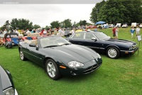 1999 Jaguar XK8 image.