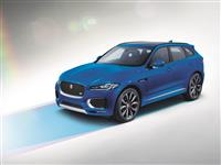 2017 Jaguar F-PACE First Edition image.
