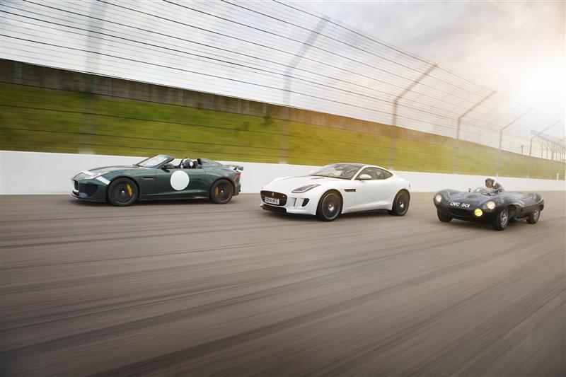 2014 Jaguar F-TYPE Project 7