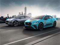 2017 Jaguar I-PACE eTROPHY image.