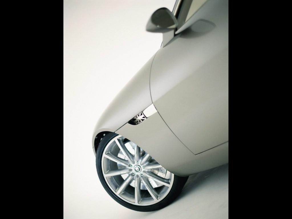 2001 Jaguar R-Coupe Concept Image. Photo 5 of 23