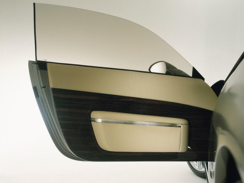 2001 Jaguar R-Coupe Concept Image. Photo 1 of 23