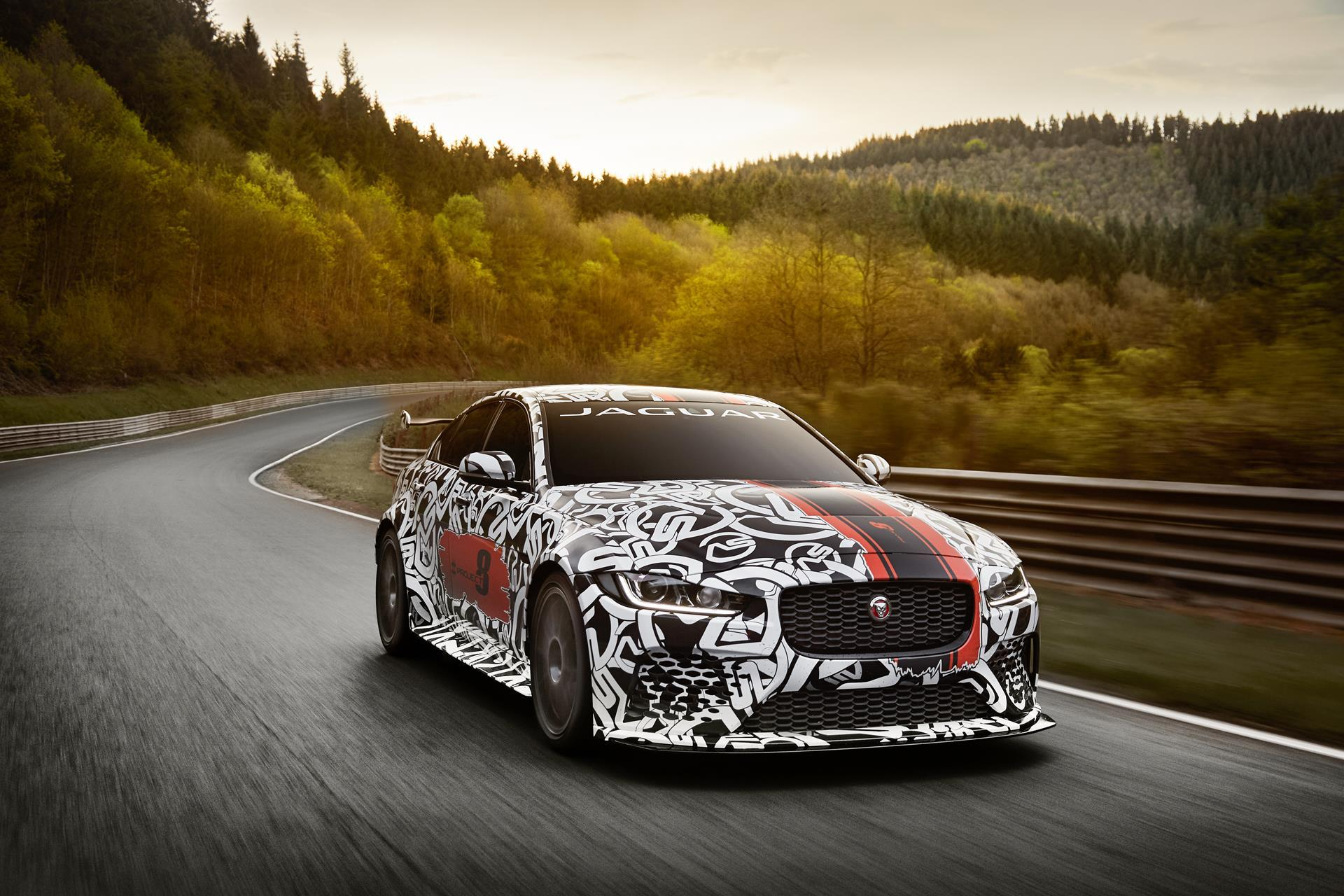 2017 Jaguar XE SV Project 8 News and Information ...