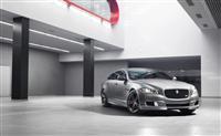2014 Jaguar XJR image.