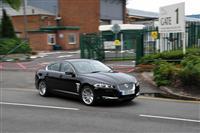 2012 Jaguar XF image.