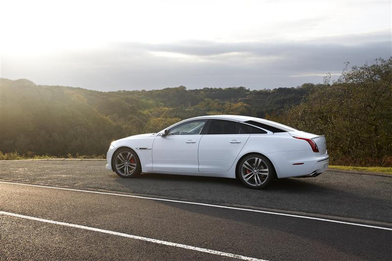 Jaguar 2018 Xj >> 2012 Jaguar XJ Sport Pack Image. Photo 9 of 10