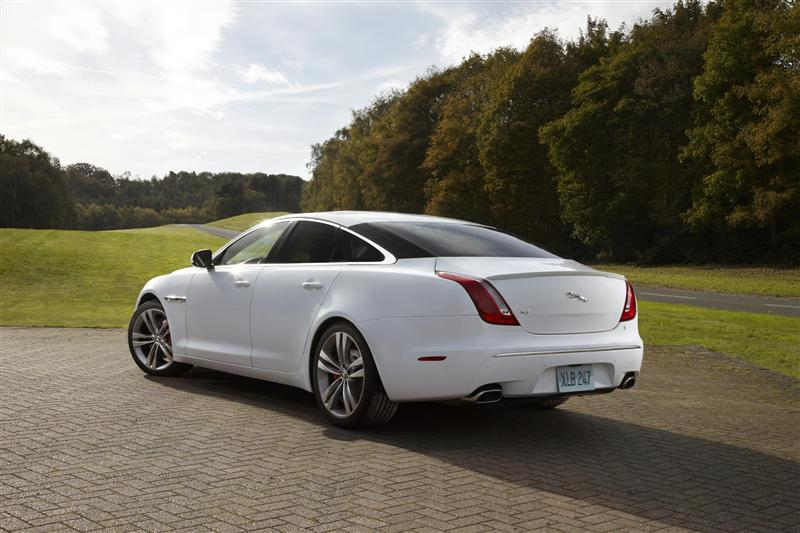 2012 jaguar xj sport pack image. photo 8 of 10