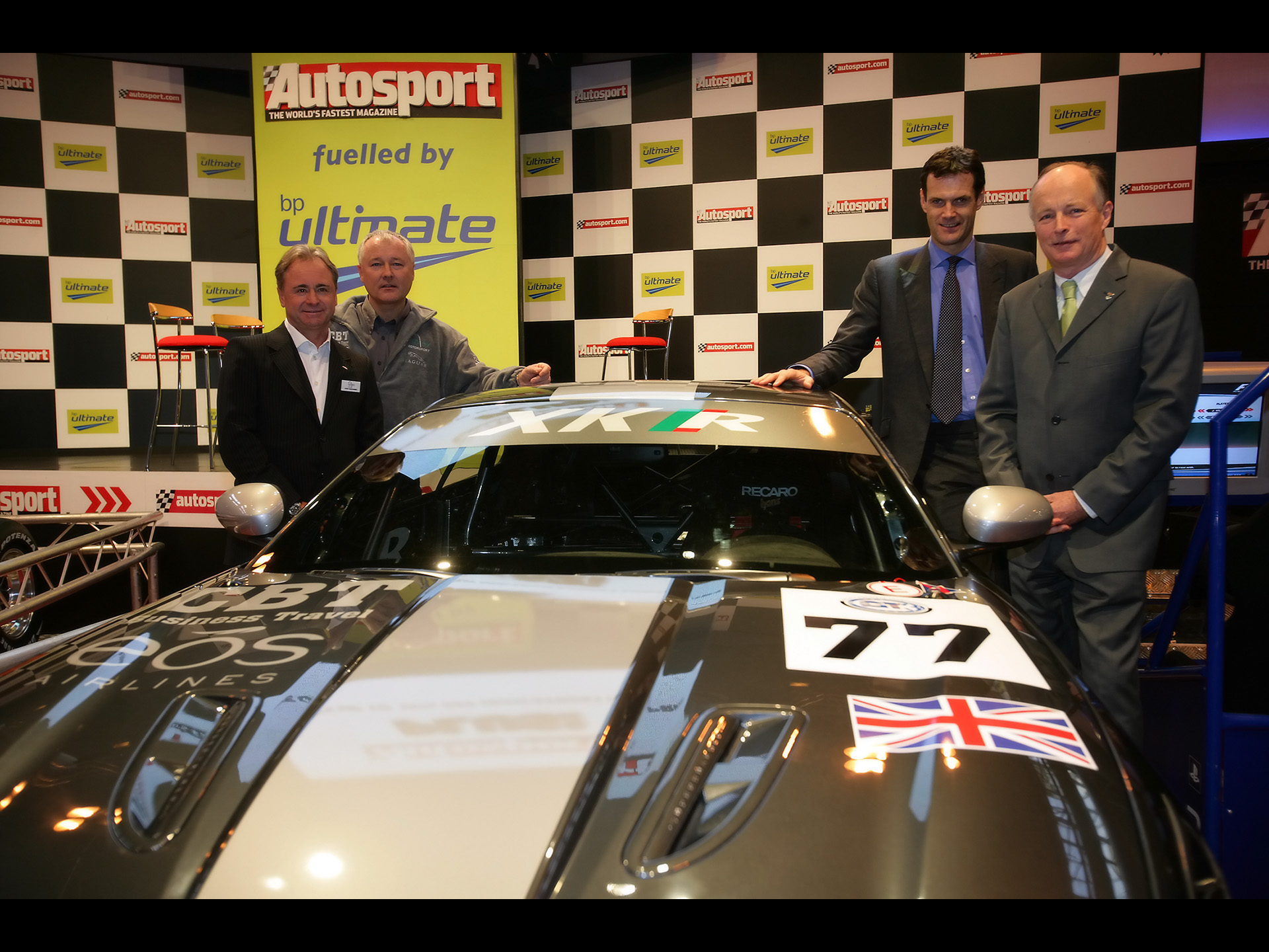 2007 Jaguar XKR GT3 Image. Photo 10 of 15