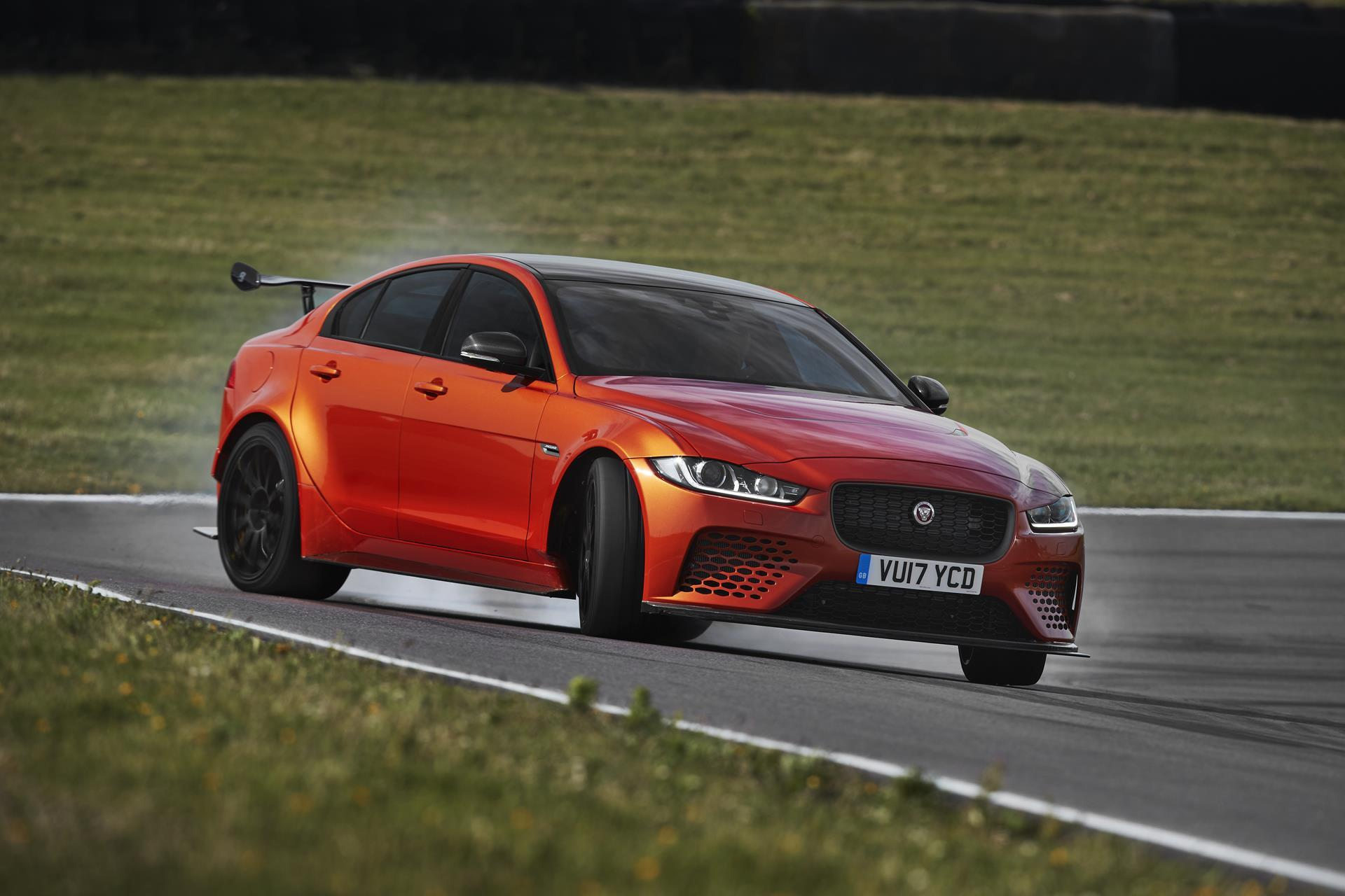 Jaguar XE SV Project 8 photo