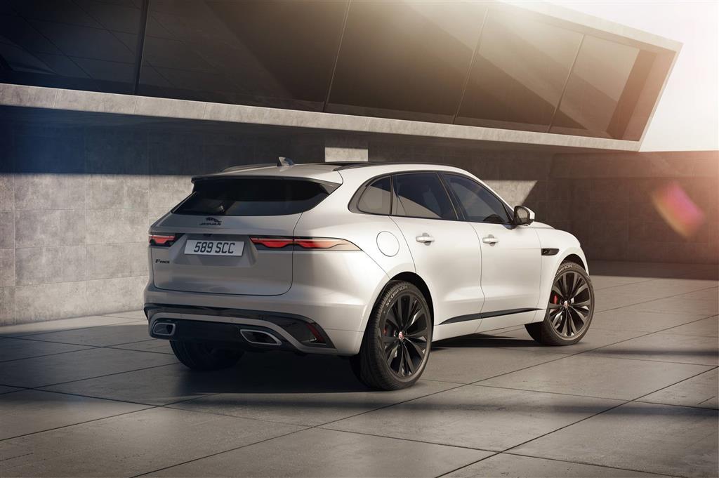 2021 Jaguar F-Pace News and Information   conceptcarz.com