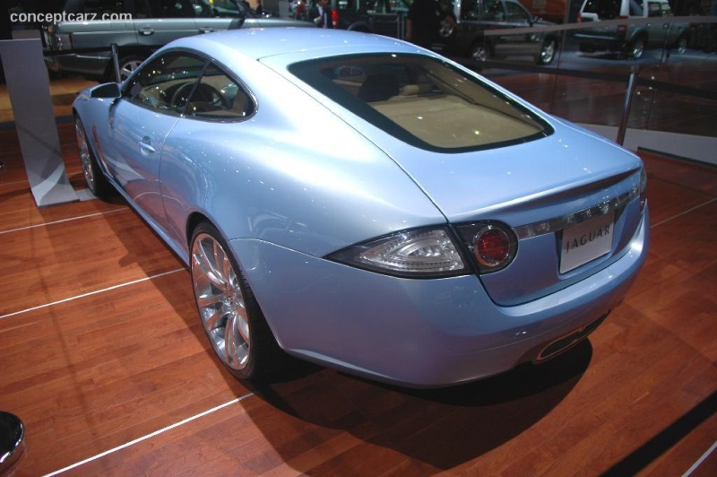 2005 Jaguar Advanced Lightweight Coupe Image Photo 13 Of 38