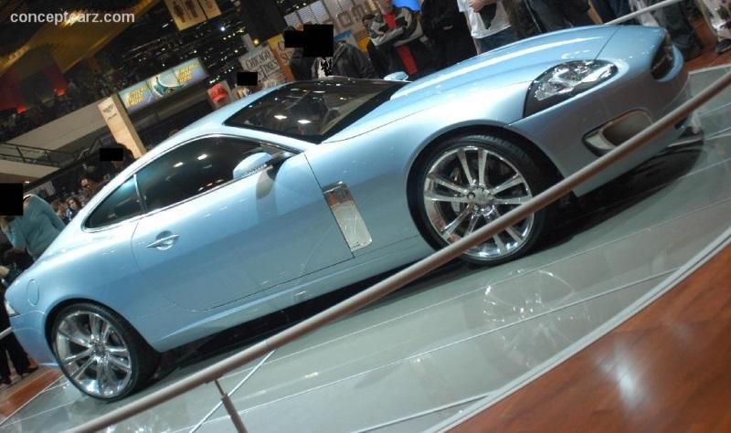 2005 Jaguar Advanced Lightweight Coupe Image Photo 14 Of 38