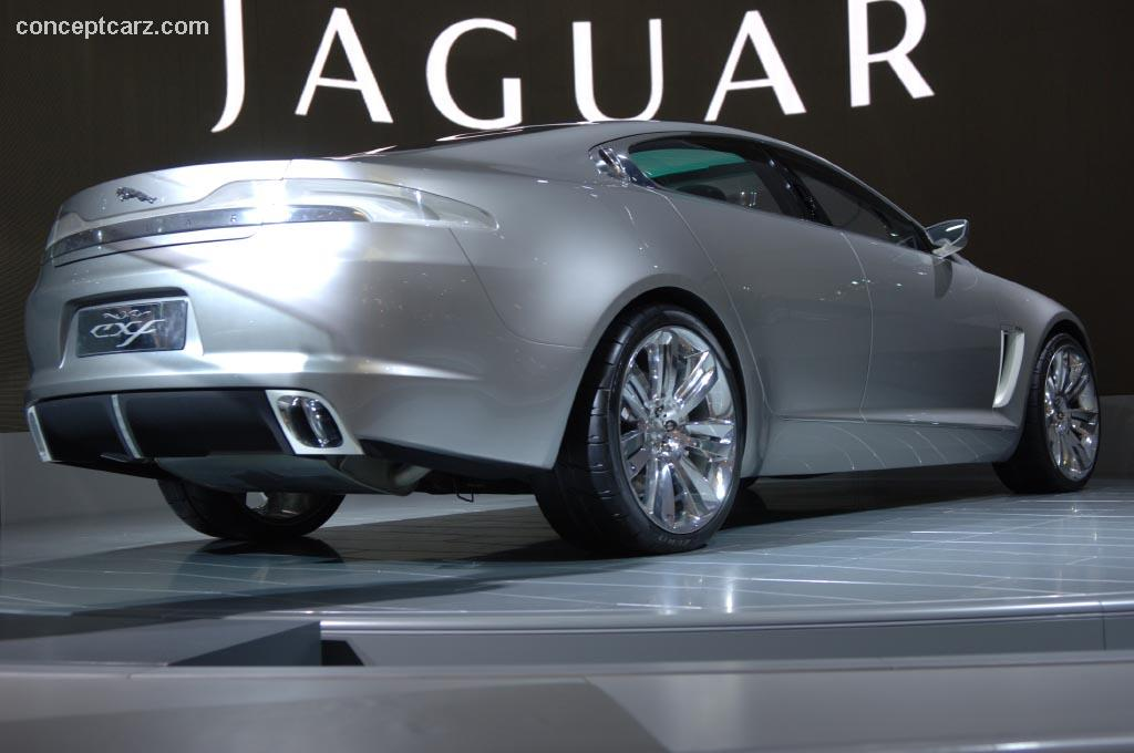 2007 Jaguar C-XF Concept Image. Photo 26 of 68
