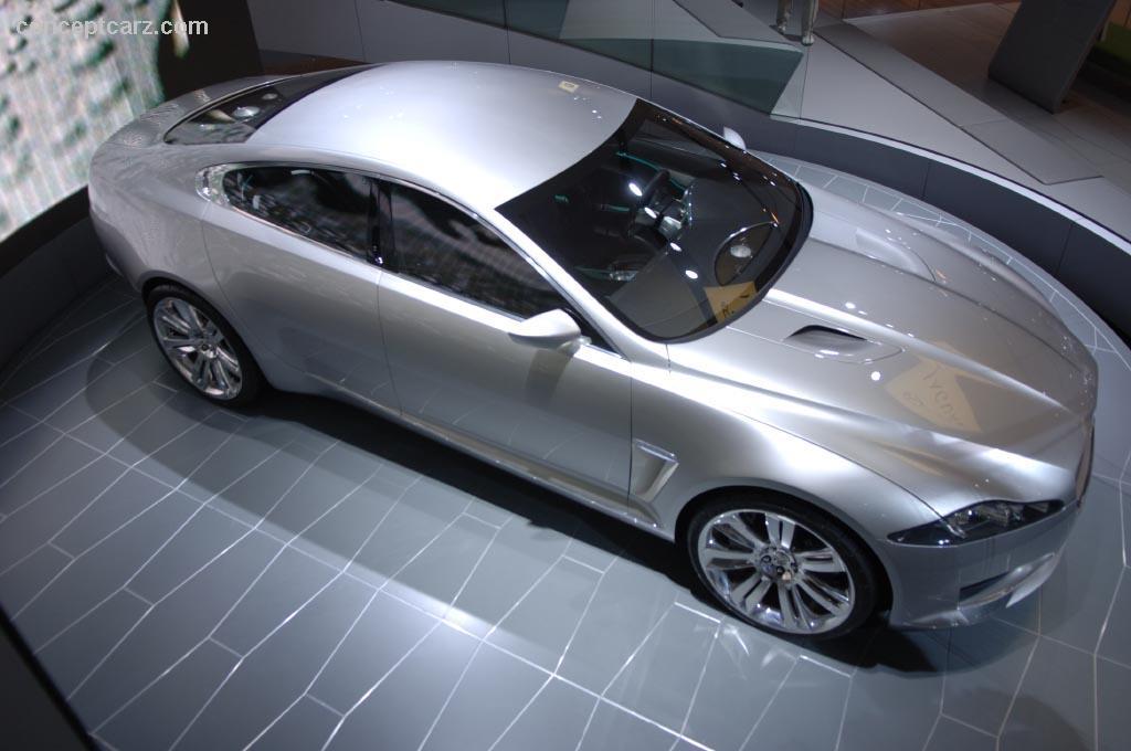2007 Jaguar C-XF Concept Image. Photo 14 of 68