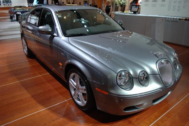 2006 Jaguar S-Type Image. Photo 1 of 20