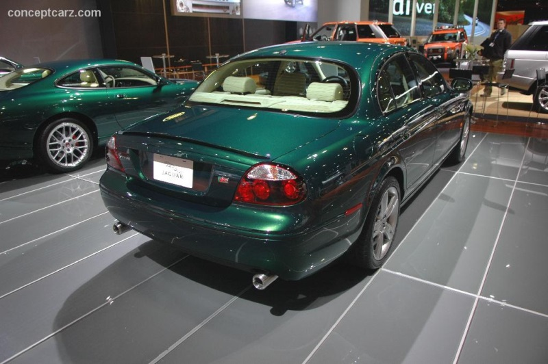 2005 Jaguar S Type History Pictures Value Auction Sales Research