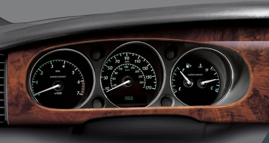 2007 Jaguar XJ ...