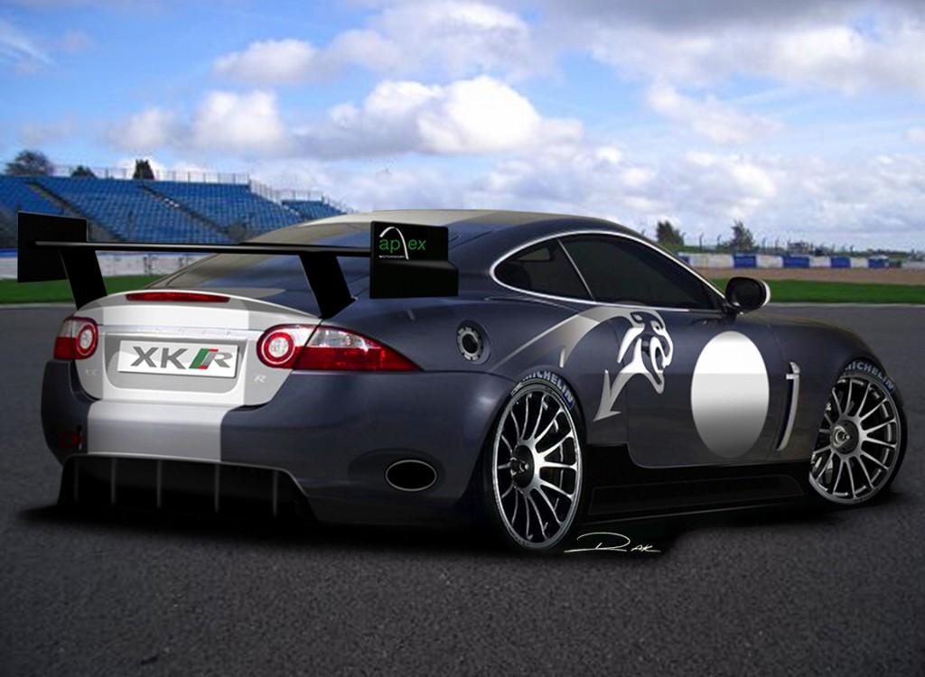 2007 Jaguar XKR GT3 Image  Photo 14 of 15