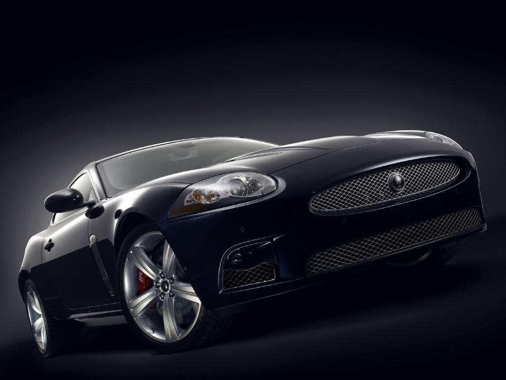 2008 Jaguar XKR Portfolio - conceptcarz.com