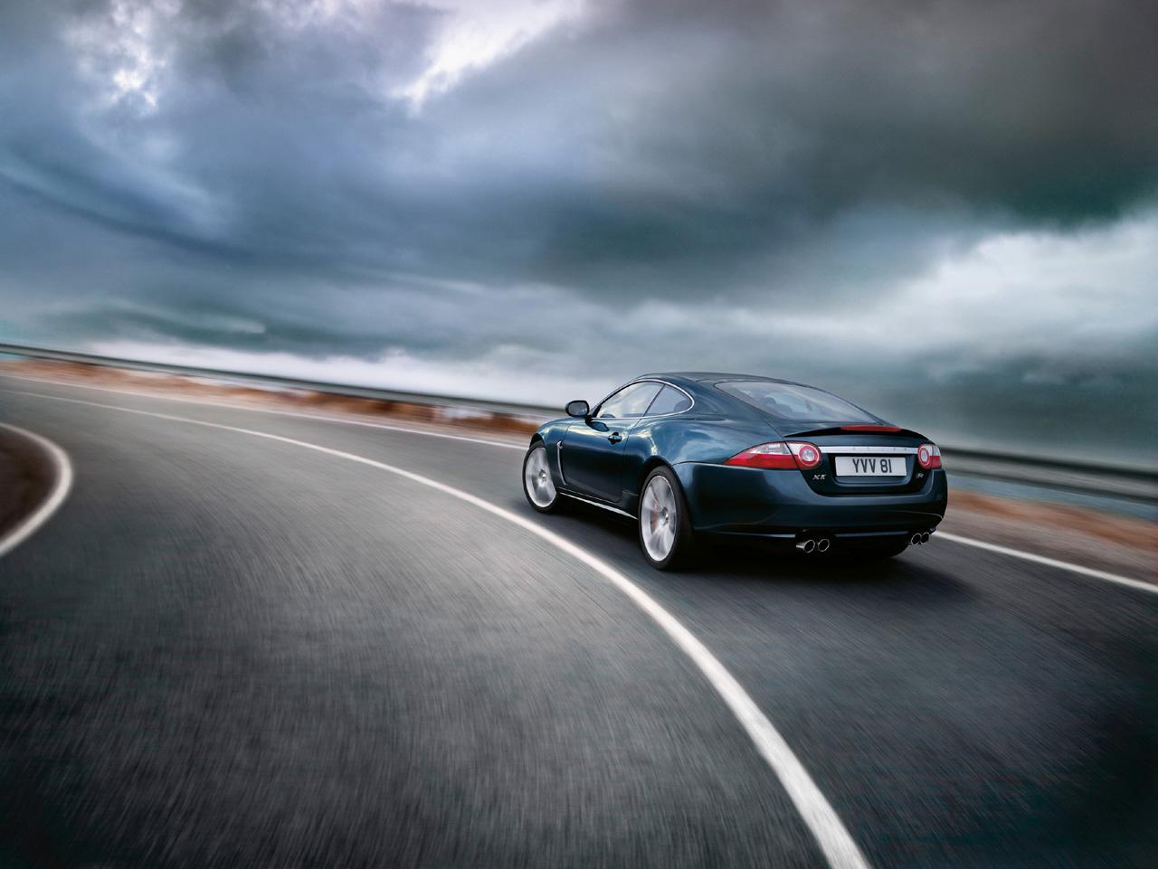 2008 Jaguar XKR Portfolio
