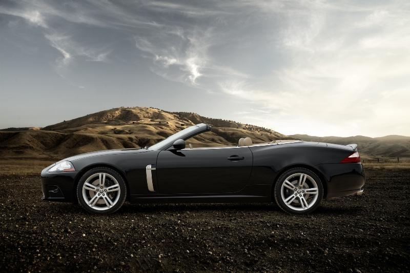 Elegant 2008 Jaguar XK
