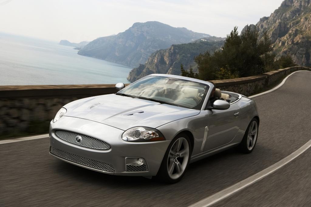 2008 Jaguar XK ...