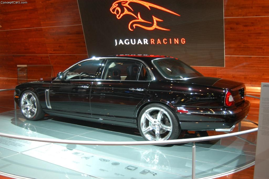 2004 Jaguar Concept Eight Image. Photo 29 of 31