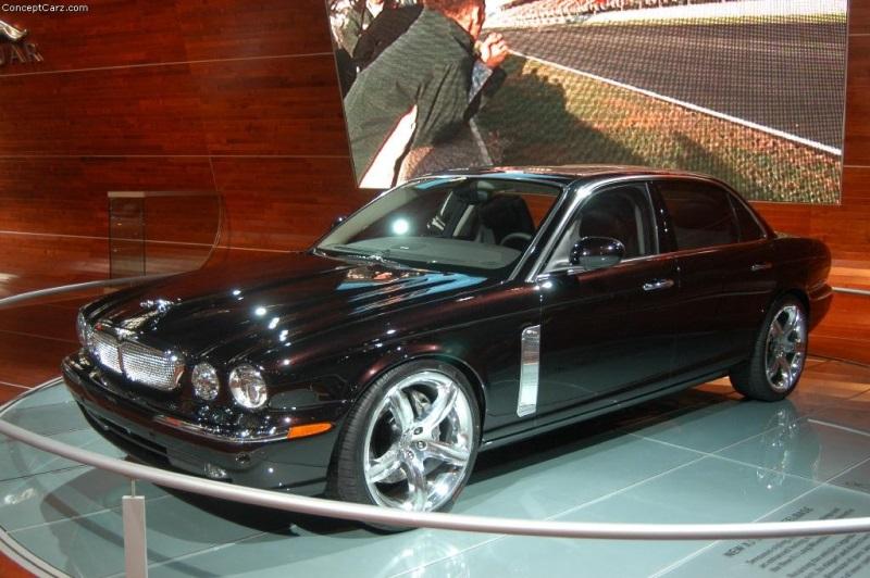 2004 Jaguar Concept Eight | conceptcarz.com