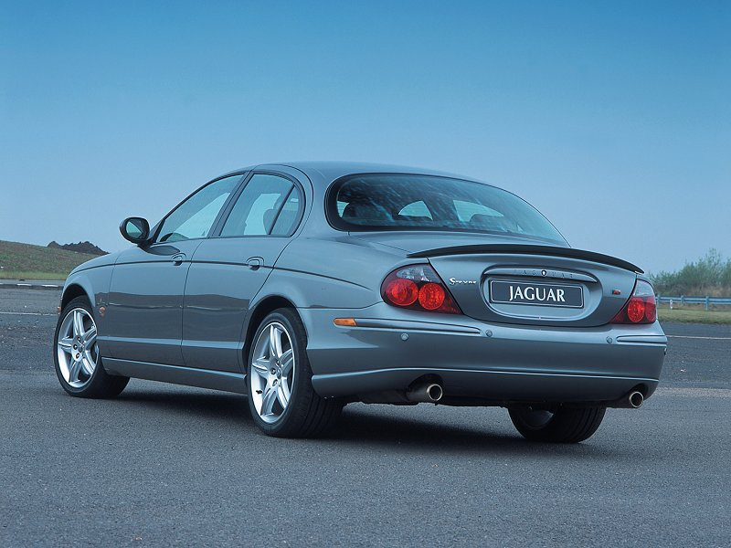 2002 Jaguar S Type R