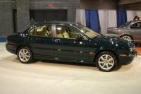 2004 Jaguar X-Type image.