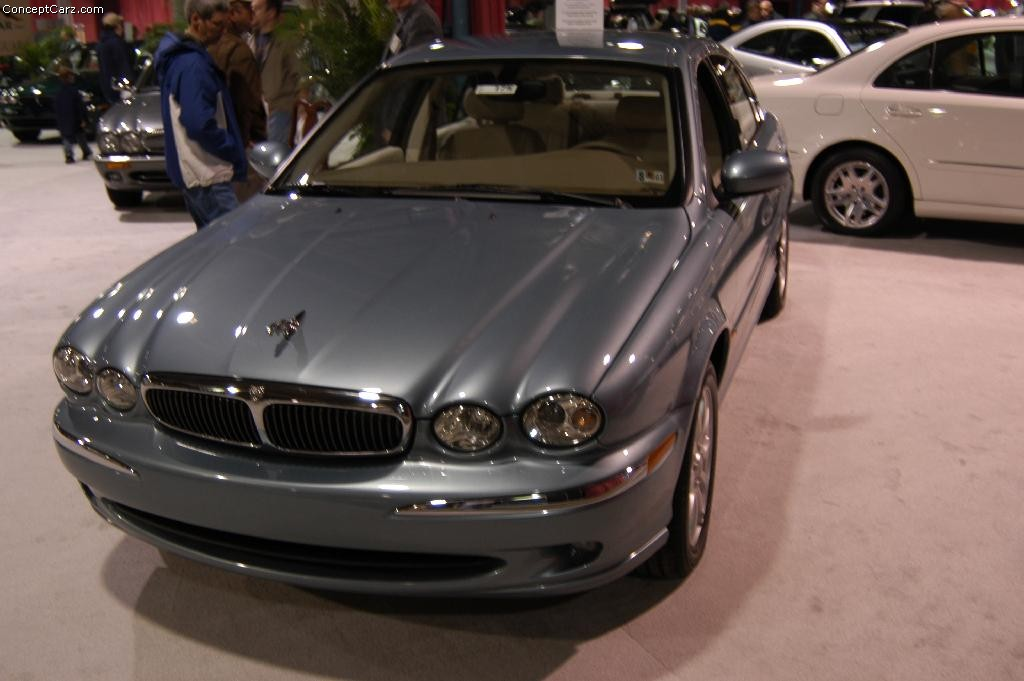 2003 Jaguar X Type History, Pictures, Value, Auction Sales, Research And  News