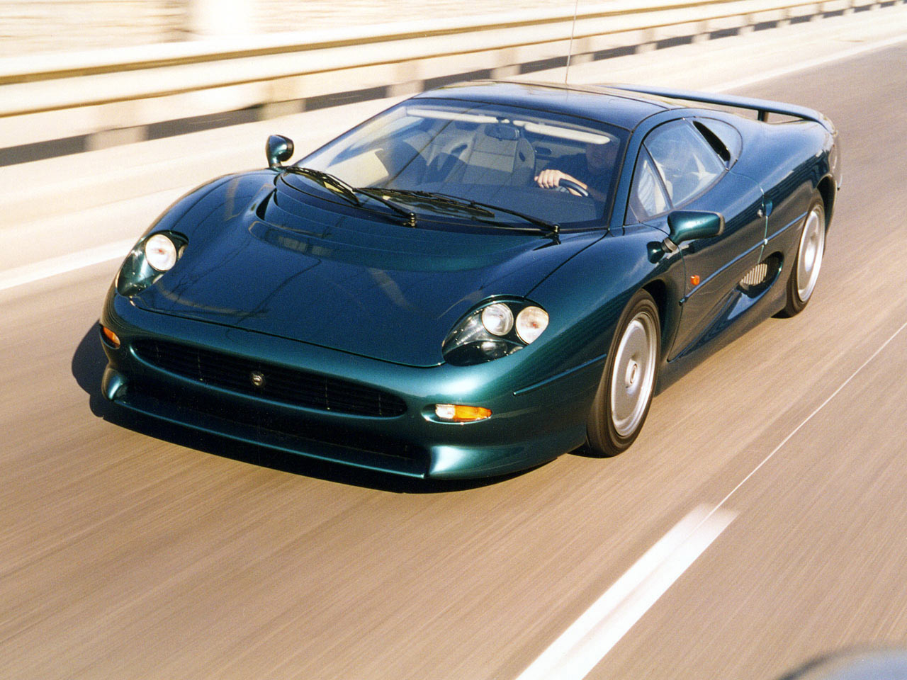 Jaguar 2018 Xj >> 1993 Jaguar XJ220 Image. Photo 82 of 82