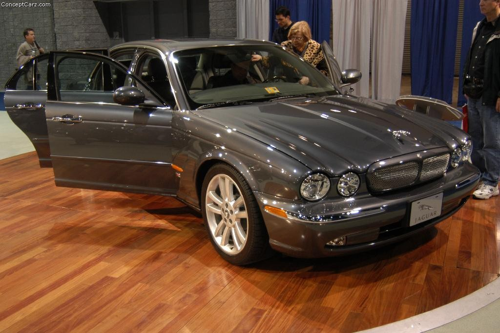 Auction Results And Data For 2004 Jaguar Xj Series