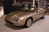 2003 Jaguar XK Series image.