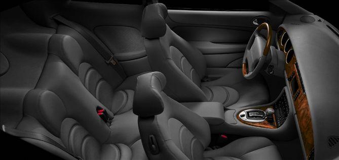 2005 Jaguar XK