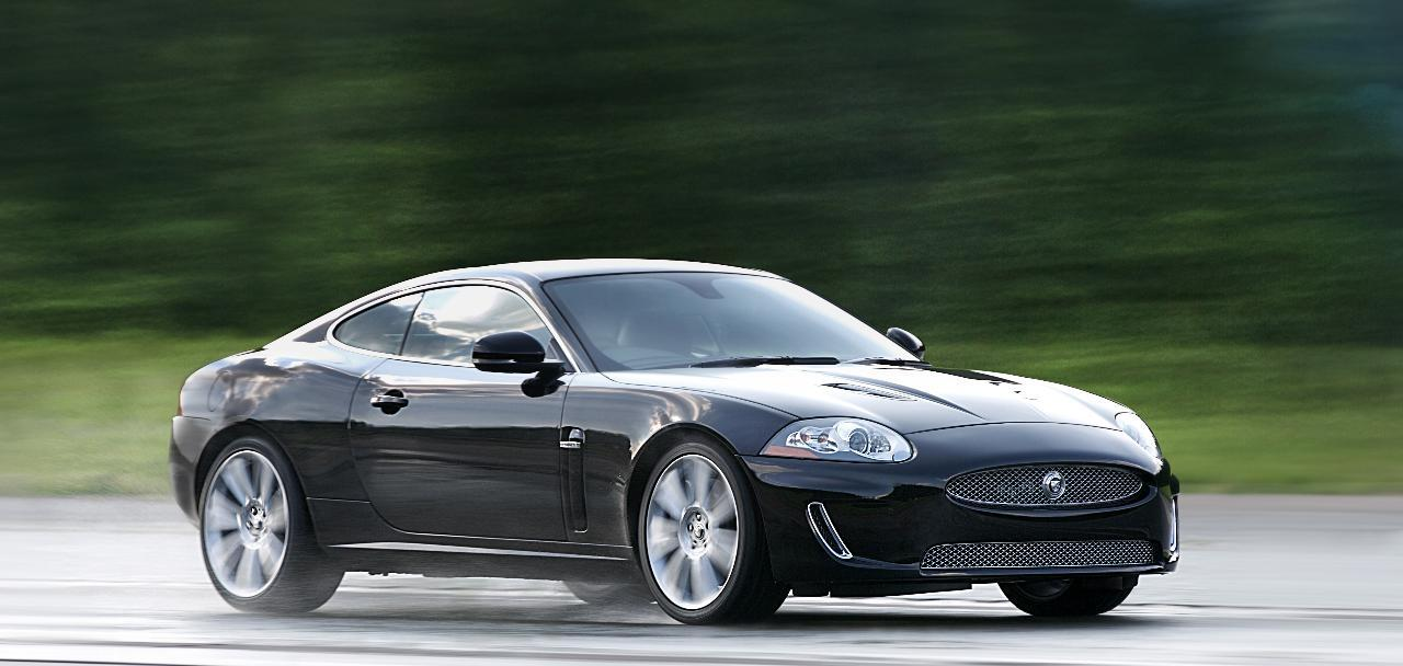 2010 Jaguar XKR technical and mechanical specifications