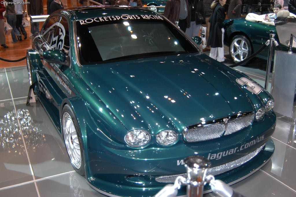 Racing In Car >> 2003 Jaguar X-Type Modified Image. Photo 2 of 2