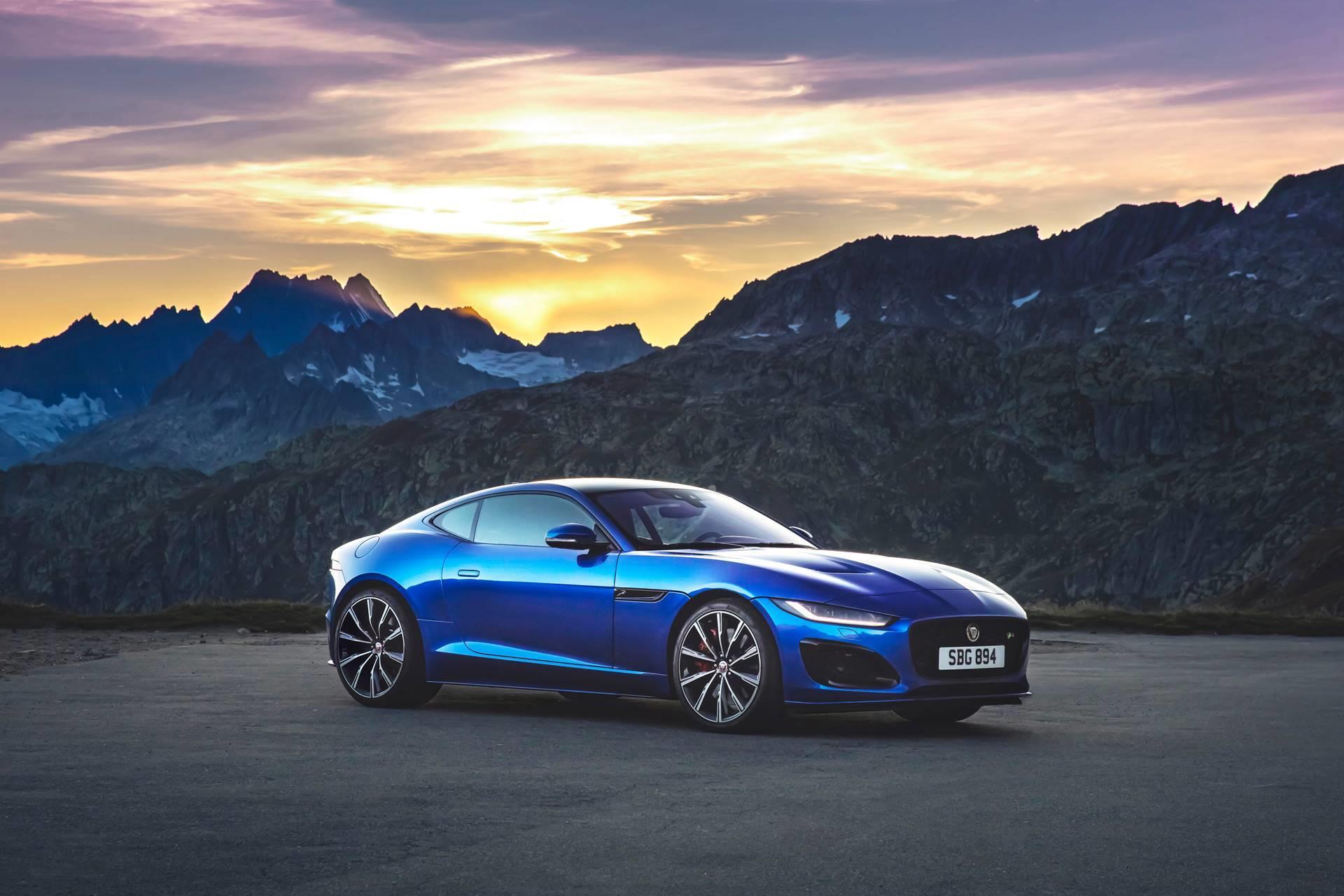 2020 Jaguar F-Type News and Information   conceptcarz.com