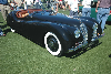 Chassis information for Jaguar XK120 Alloy