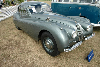 Chassis information for Jaguar XK-120