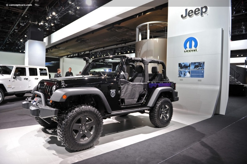 2011 Jeep Wrangler Black Ops Edition Image Photo 13 Of 16