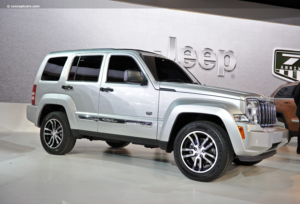 2011 Jeep Liberty 70th Anniversary Edition News And
