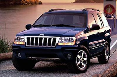 2004 jeep grand cherokee history pictures sales value. Black Bedroom Furniture Sets. Home Design Ideas
