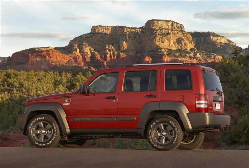 ... 2010 Jeep Liberty Renegade