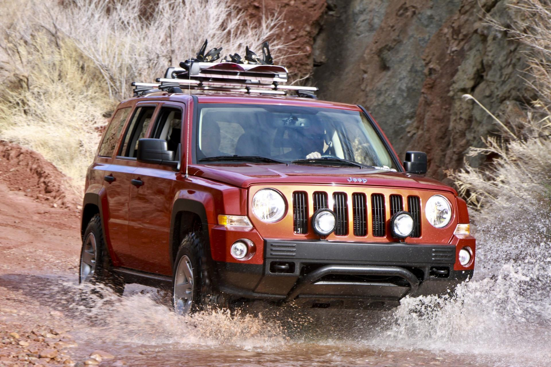 2010 Jeep Patriot Extreme News and Information
