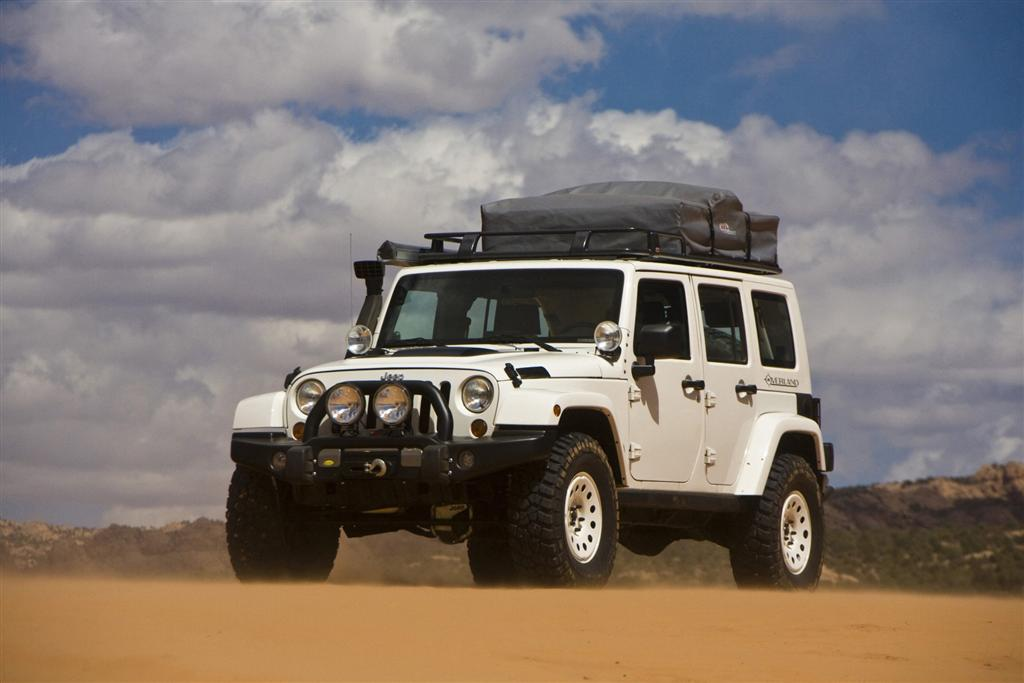 2010 Jeep Wrangler Overland News And Information Conceptcarz Com
