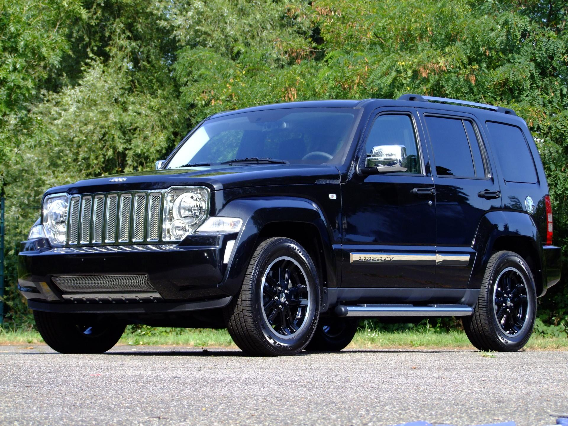 2010 Jeep Moparized Liberty News And Information