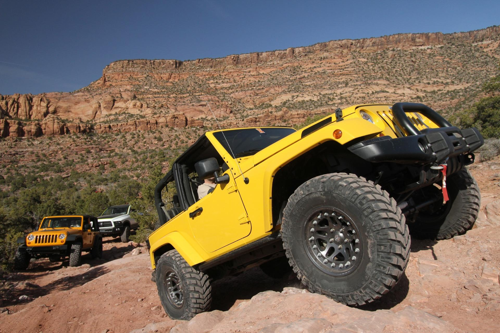 2010 Jeep Wrangler Trail Boss News And Information